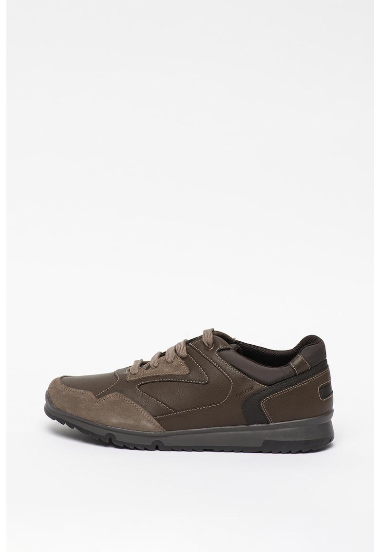 Pantofi sport de piele si piele ecologica Willmer