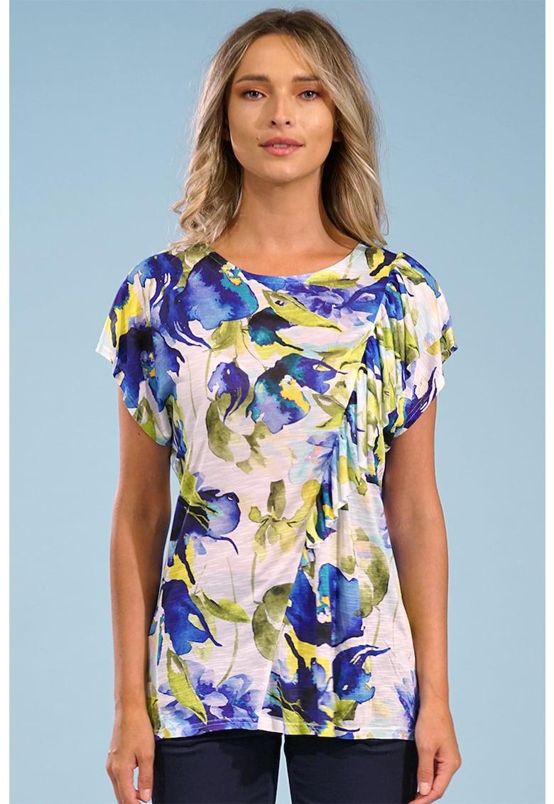 Bluza cu imprimeu floral Irisi Format Lady fashiondays.ro