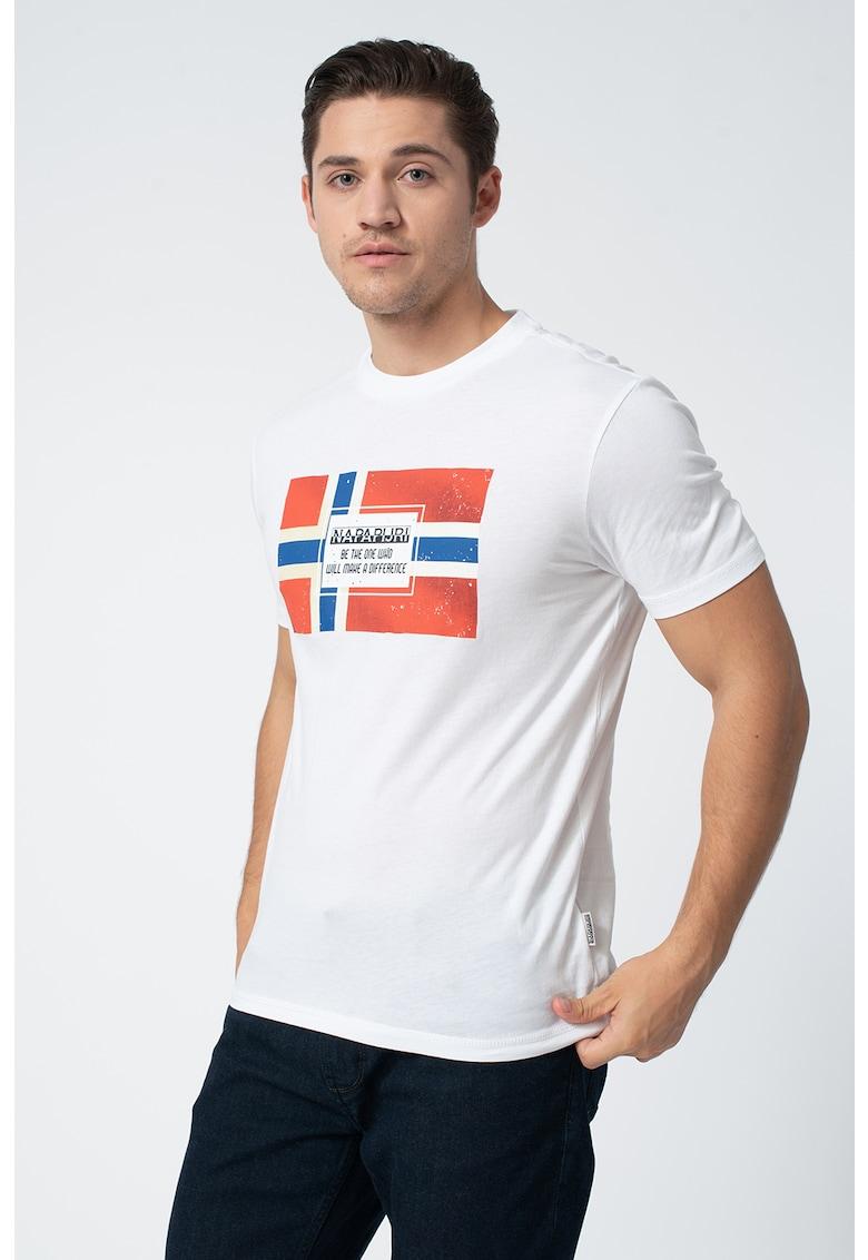 Tricou cu imprimeu Sera