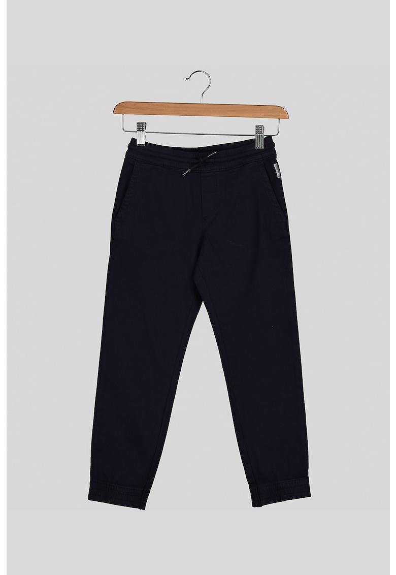 Pantaloni sport cu snur Mori Napapijri fashiondays.ro