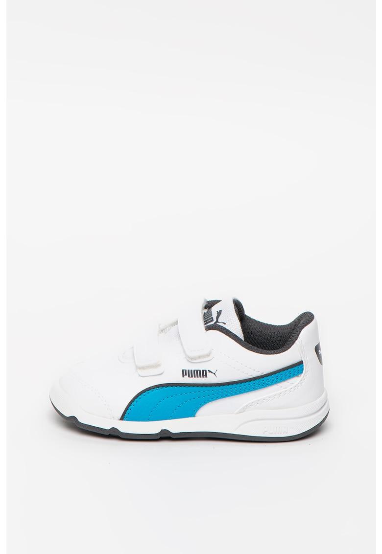 Pantofi sport de piele ecologica Stepfleex