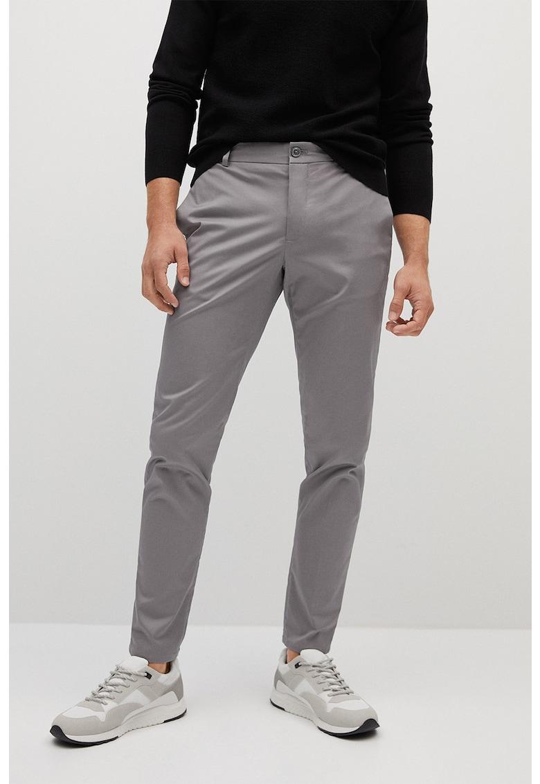 Pantaloni chino slim fit Dublin