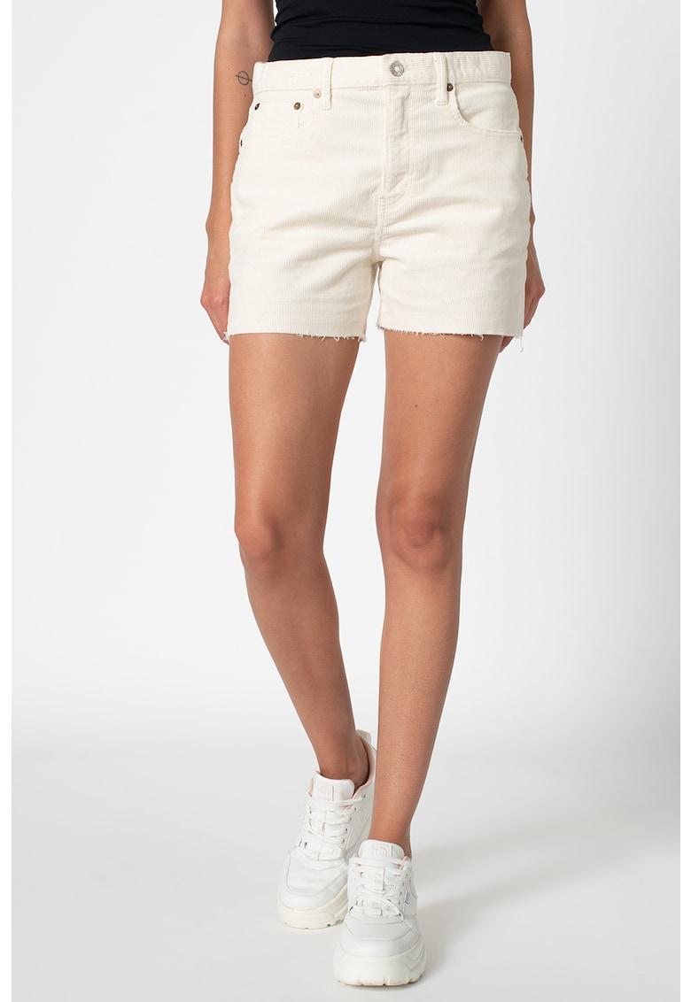 Pantaloni scurti din reiat cu buzunare de la GAP
