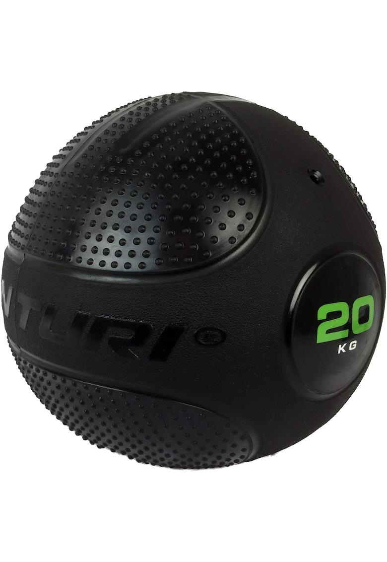 Minge fitness Slam Ball - 20 kg - negru