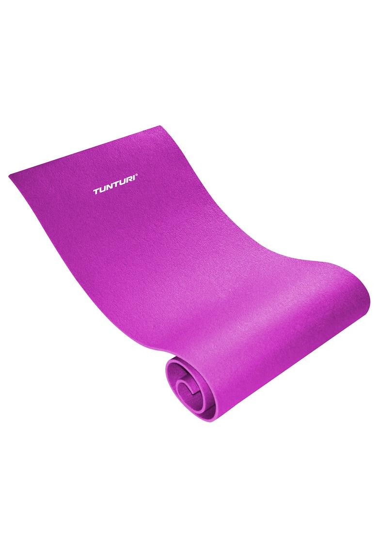 Saltea fitness/yoga/pilates XPE - 180x60x0.5 cm - roz