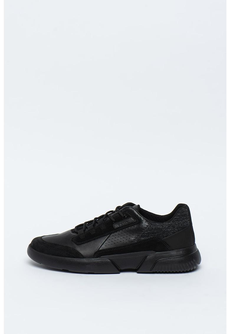 Pantofi sport cu detalii perforate Smoother