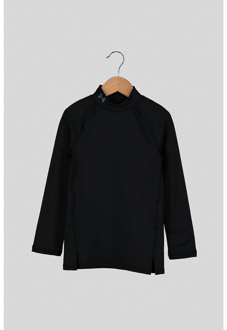 Bluza cu guler scurt - pentru fitness ColdGear imagine fashiondays.ro Under Armour