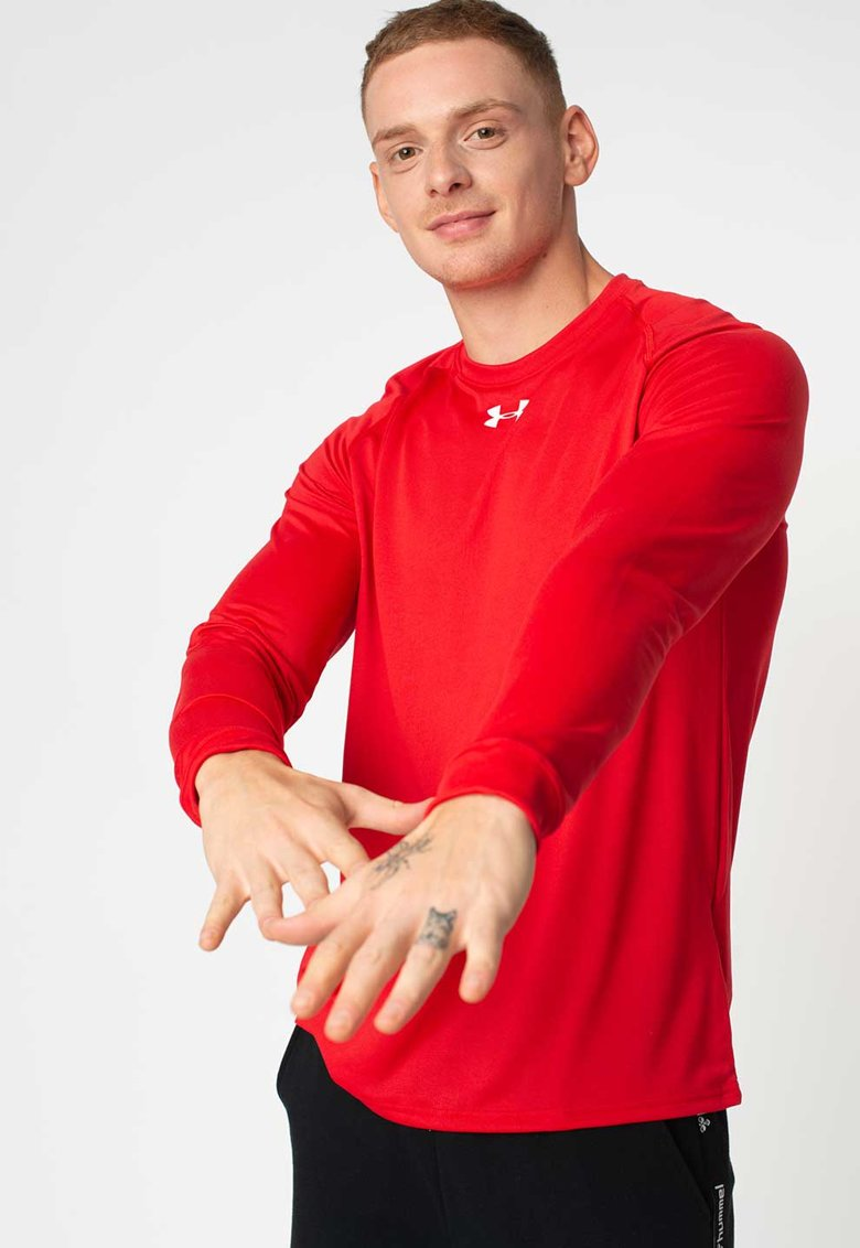 Bluza cu maneci raglan - pentru fitness Locker imagine
