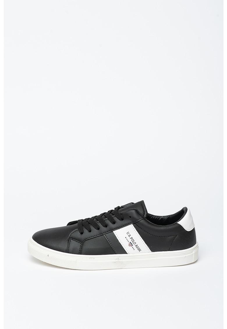 Pantofi sport din piele ecologica Anton