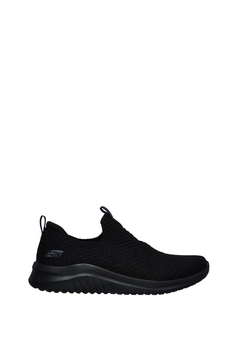 Pantofi sport wedge slip-on Ultra Flex 2.0 Stunning Surprise Skechers imagine 2021