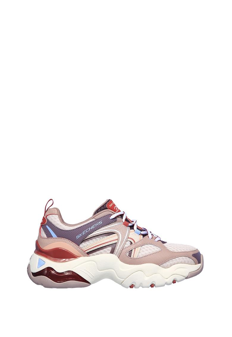 Pantofi sport din piele D'Lites 3.0 Air She's Vivid imagine