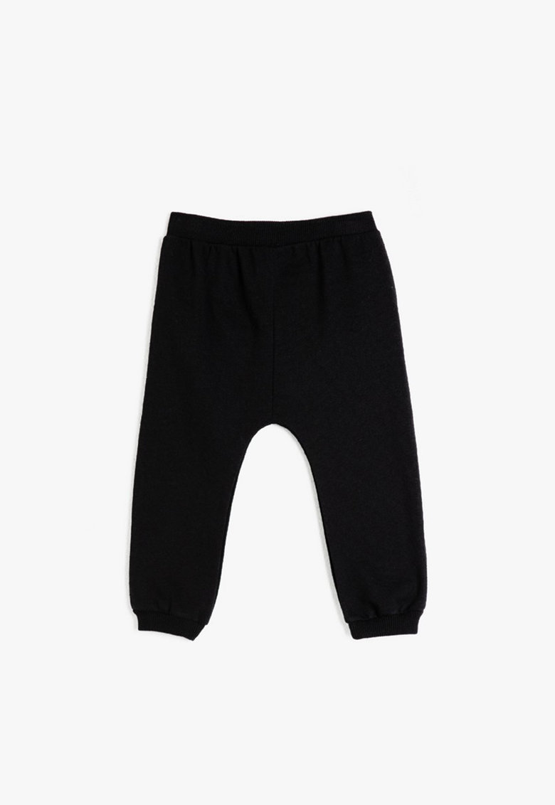 Pantaloni sport cu imprimeu grafic imagine