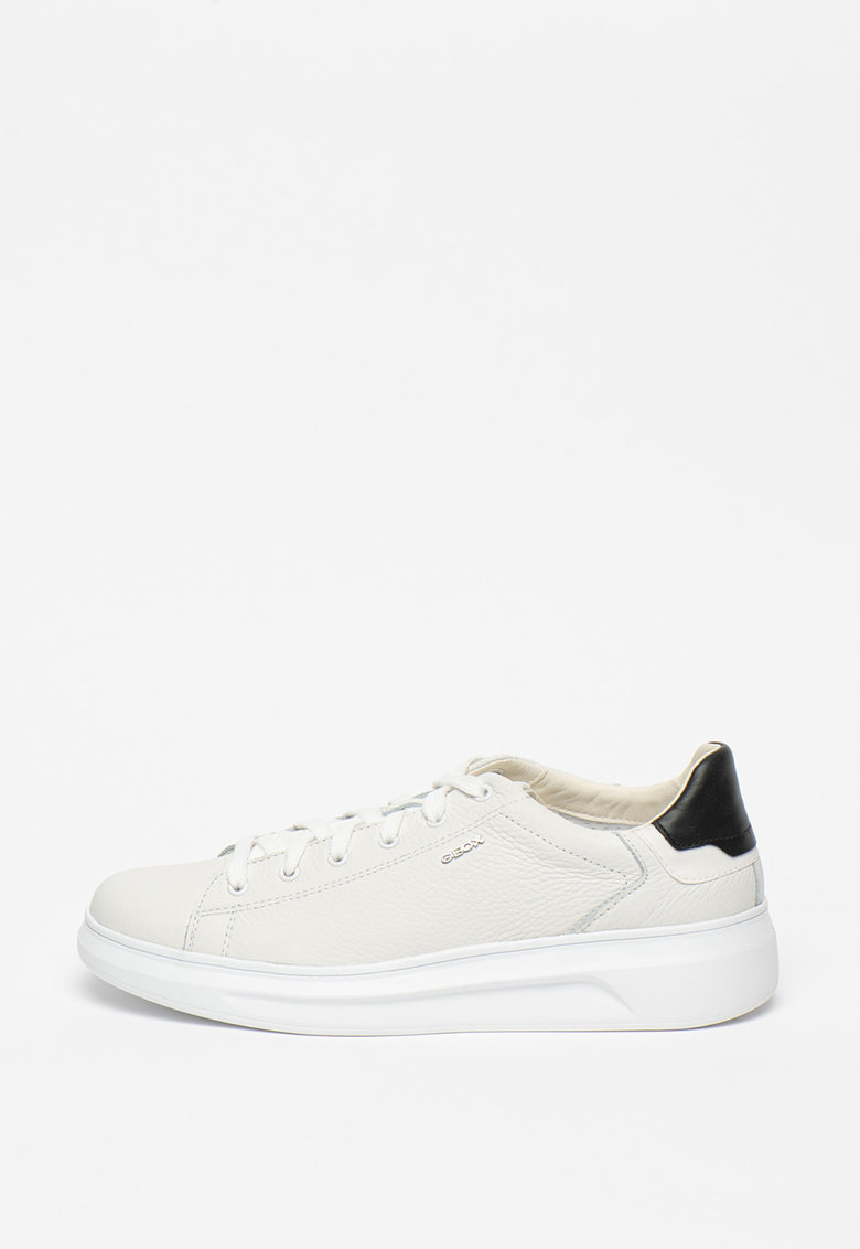 Pantofi sport respirabili cu garnituri de piele Maestrale