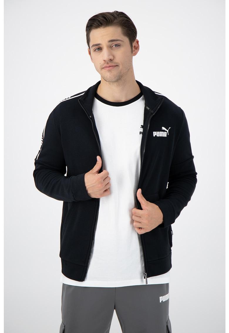 Bluza sport cu logo contrastant Amplified