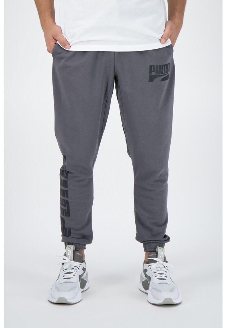 Pantaloni sport pentru alergare Rebel Bold