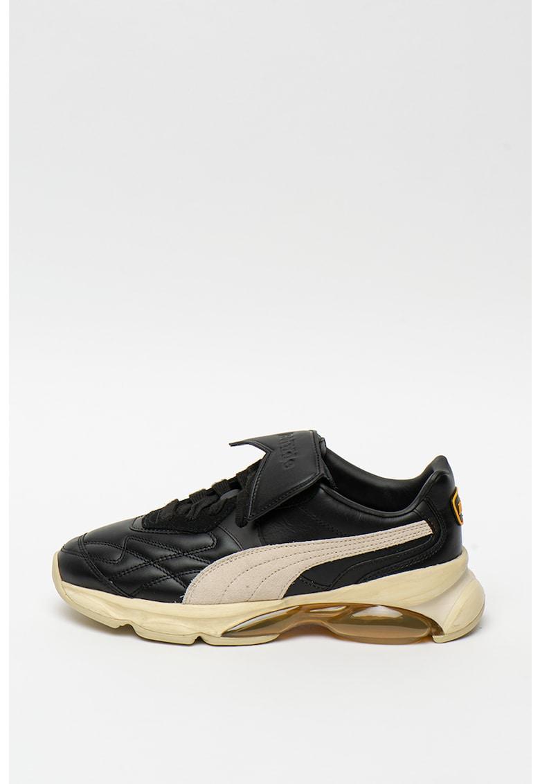 Pantofi sport din piele si piele ecologica Cel King