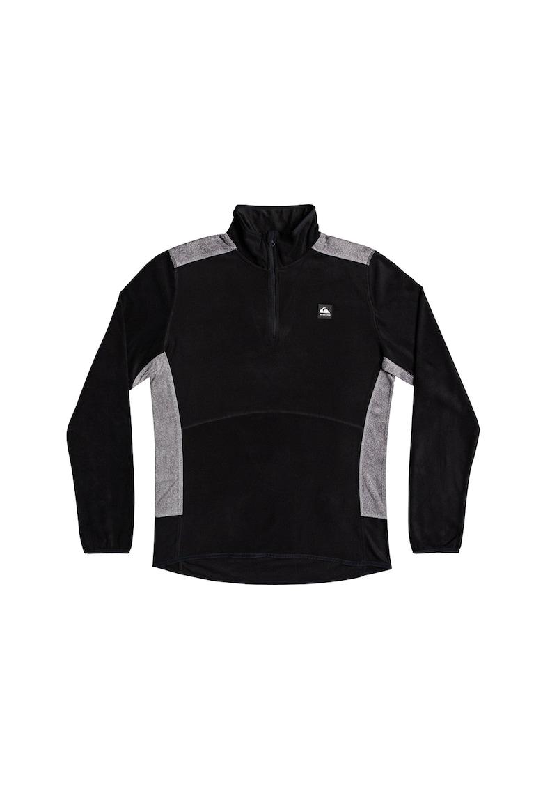 Bluza din fleece cu fenta cu fermoar Aker EQYFT04248