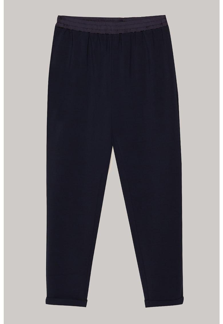 Pantaloni cu banda elastica in talie imagine
