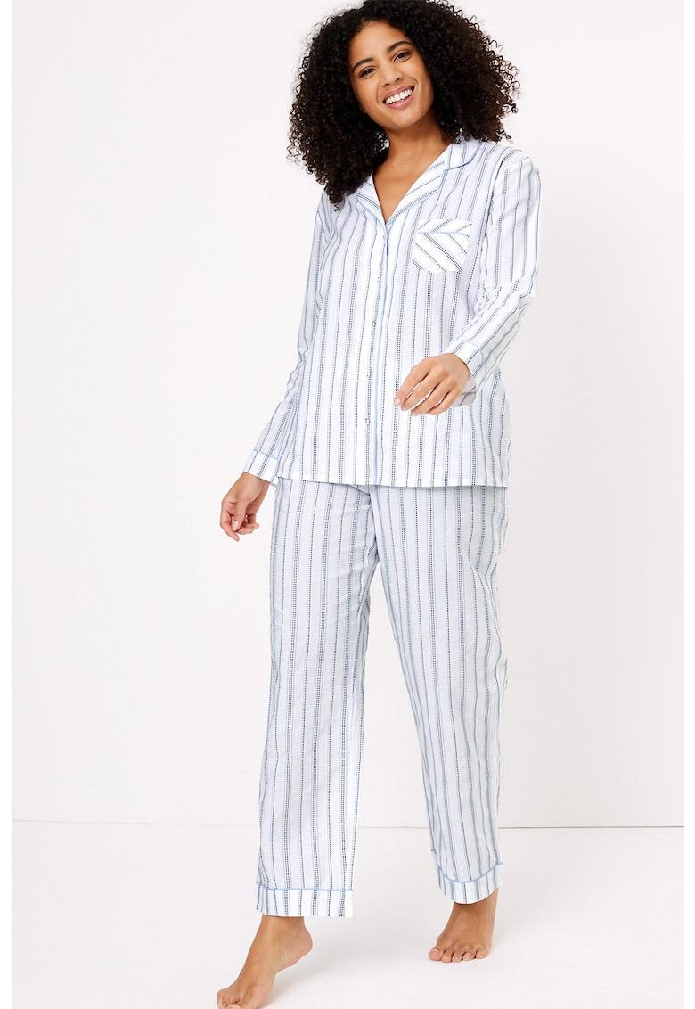 Pijama cu model in dungi imagine fashiondays.ro