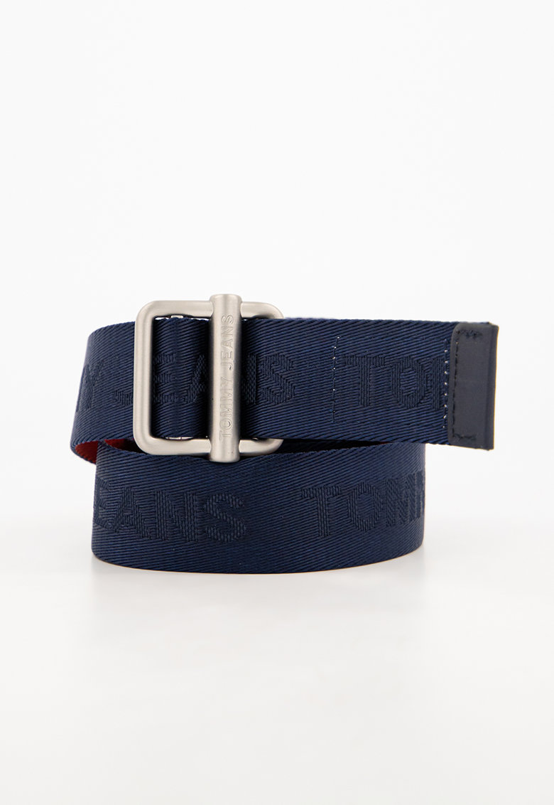 Curea textila reversibila Tommy Jeans fashiondays.ro