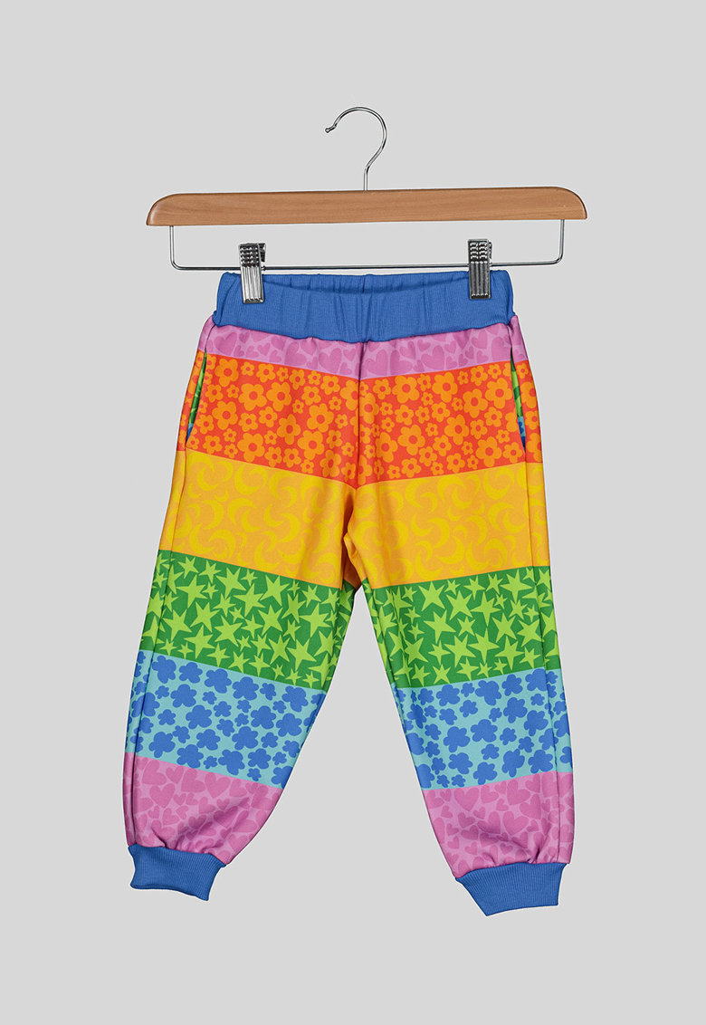 Pantaloni sport cu modele variate imagine fashiondays.ro