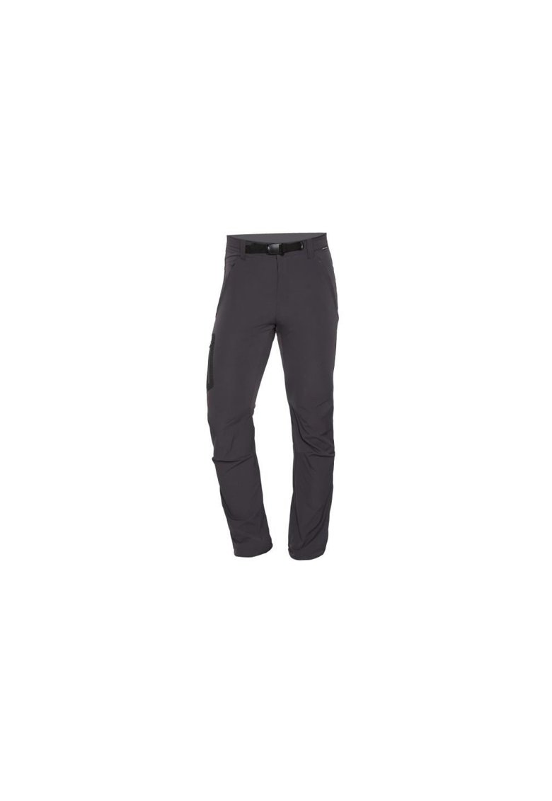 Pantaloni barbati 1L stretch trekking Soler imagine