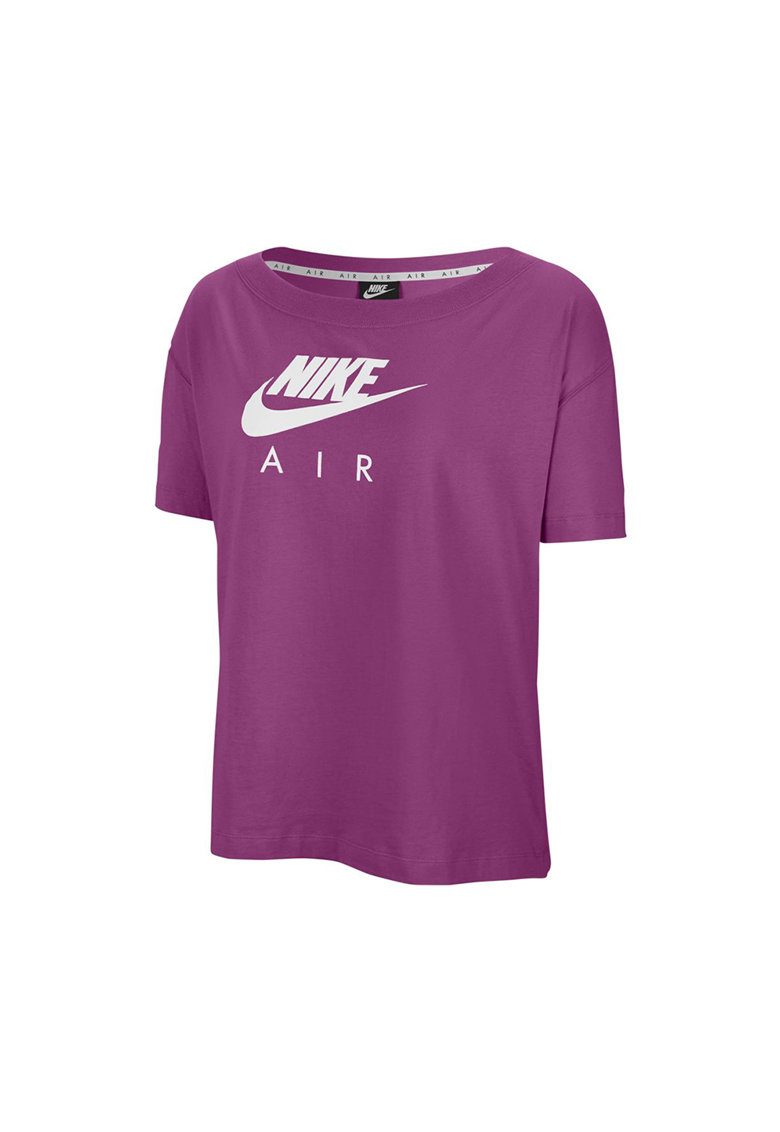 Tricou cu imprimeu logo Air