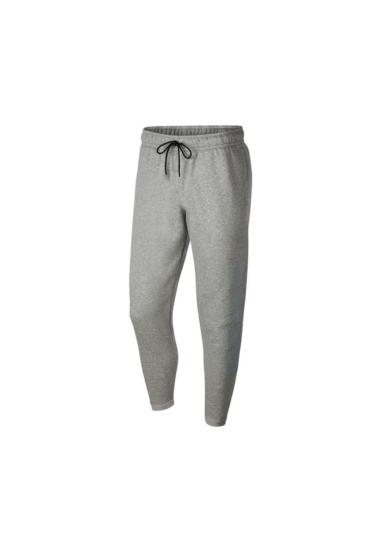 Pantaloni sport cu buzunar cu fermoar pe partea din spate Jdi imagine fashiondays.ro