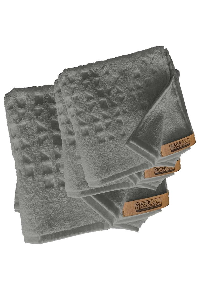 Set 3 prospape baie Kale 2 x 50x70 cm si 1 x 70x140 cm - 100% bumbac fashiondays.ro