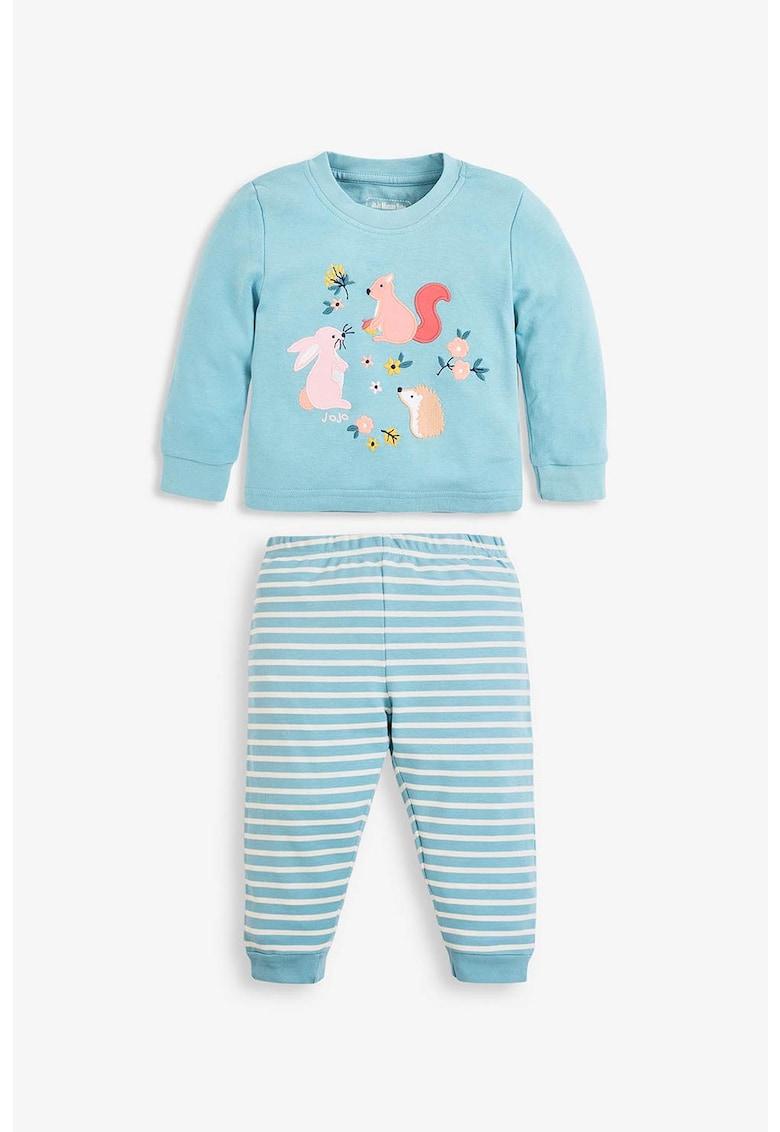 Set de pijamale cu imprimeu - 2 perechi