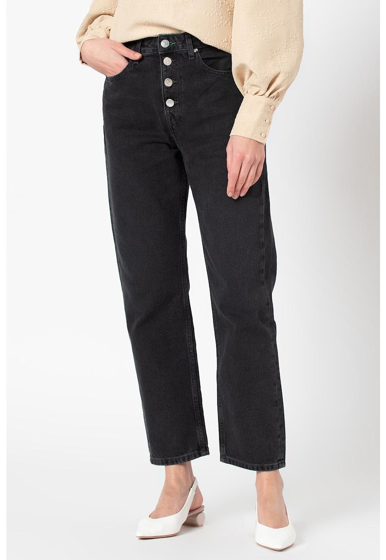 Blugi crop drepti Harper de la Tommy Jeans