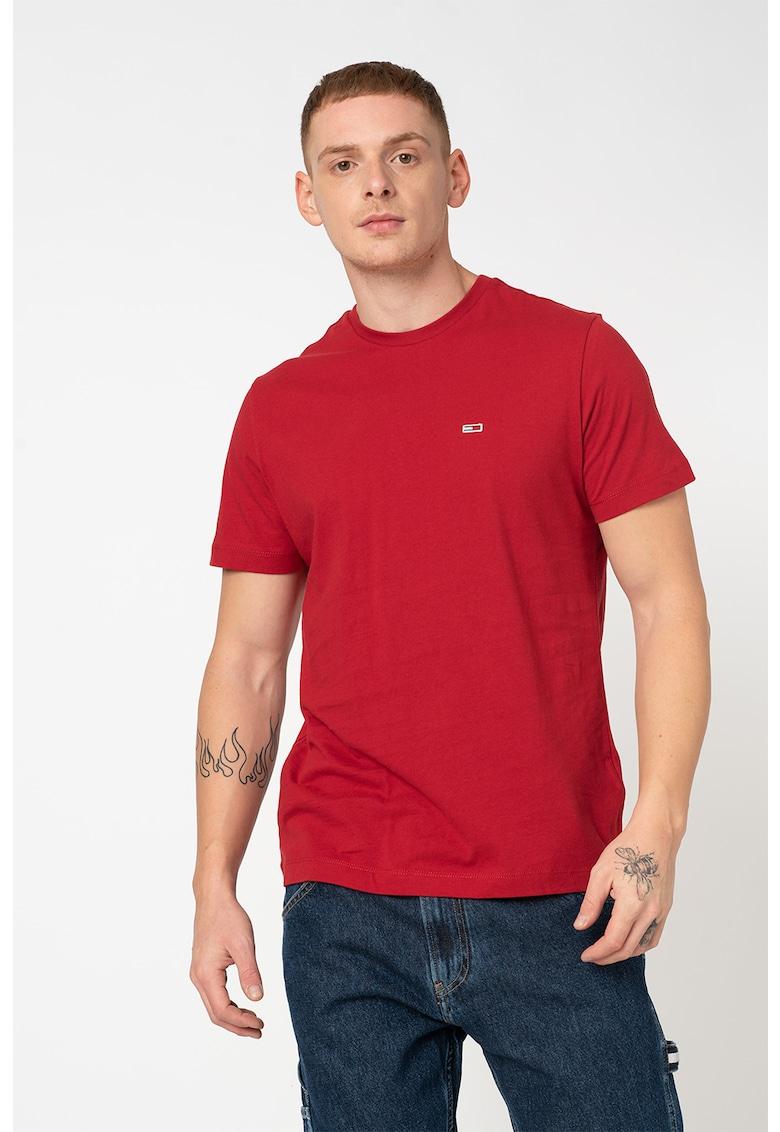 Tricou din bumbac organic cu logo 22