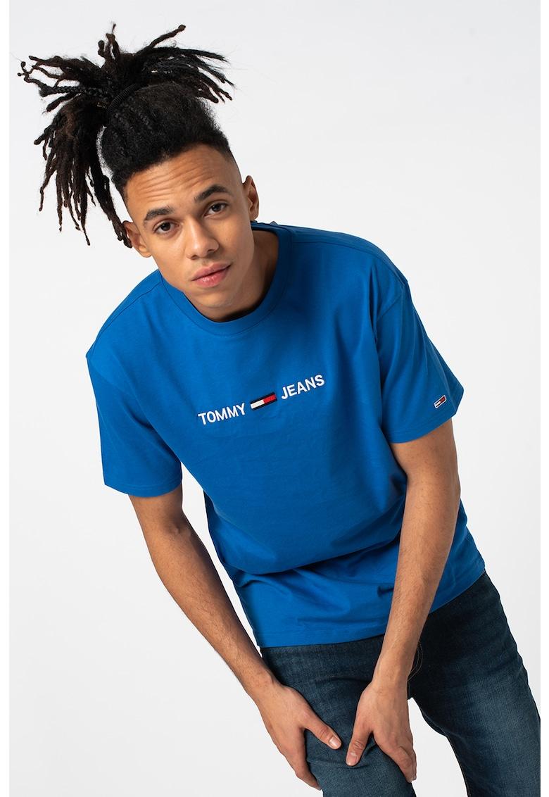 Tricou din bumbac organic cu logo