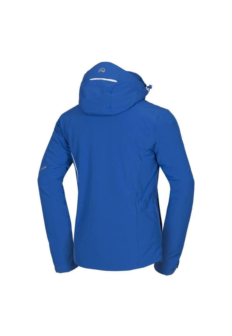 Jacheta elastica pentru ski Florian Softshell 3L imagine