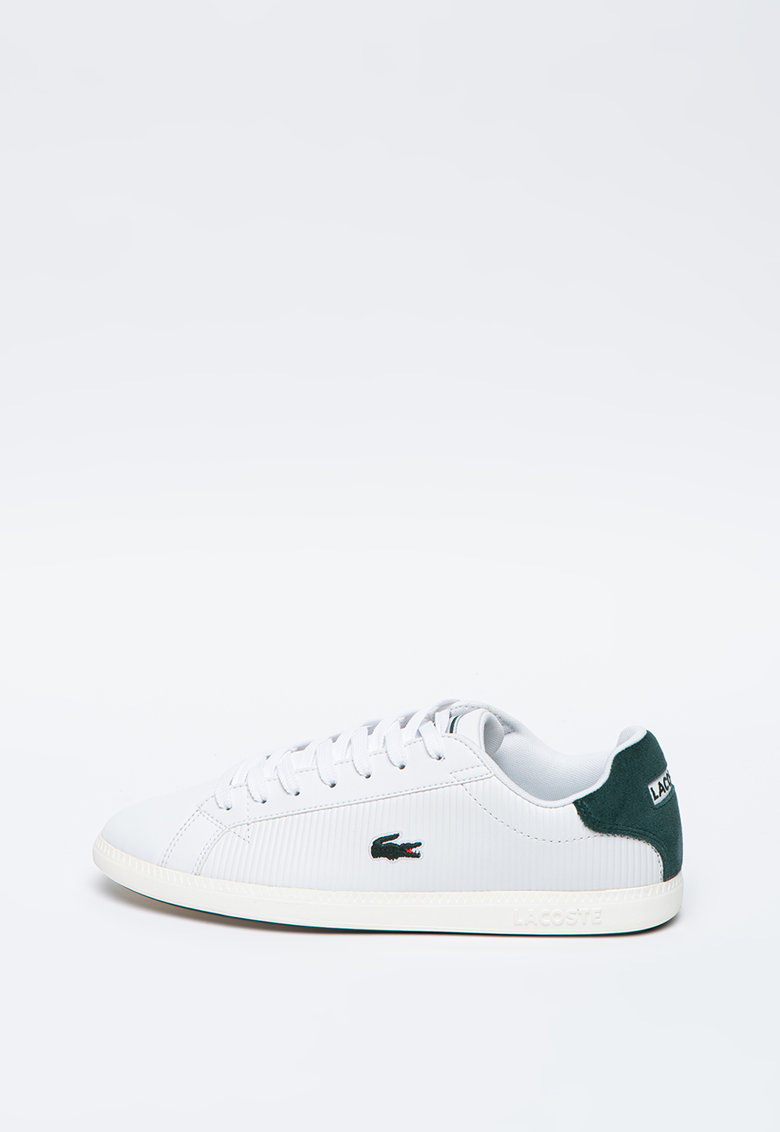 Pantofi sport cu insertii de piele intoarsa Graduate