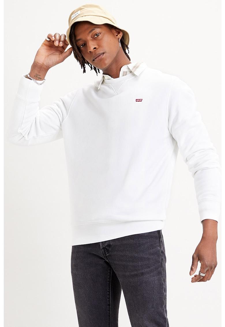 Bluza sport cu logo brodat New Original de la Levis