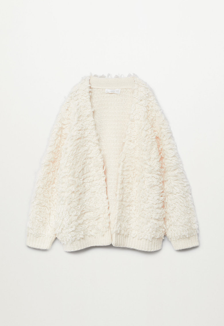 Cardigan din tricot Curly