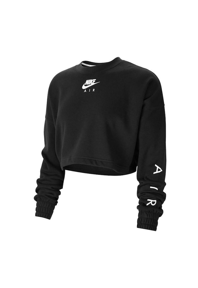 Bluza sport cu maneci cazute Air imagine