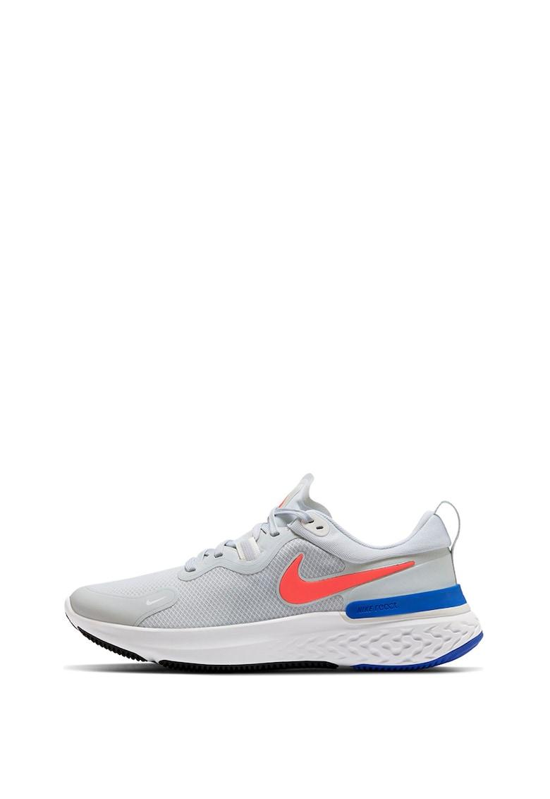 Pantofi cu insertii de plasa - pentru alergare React Miler imagine