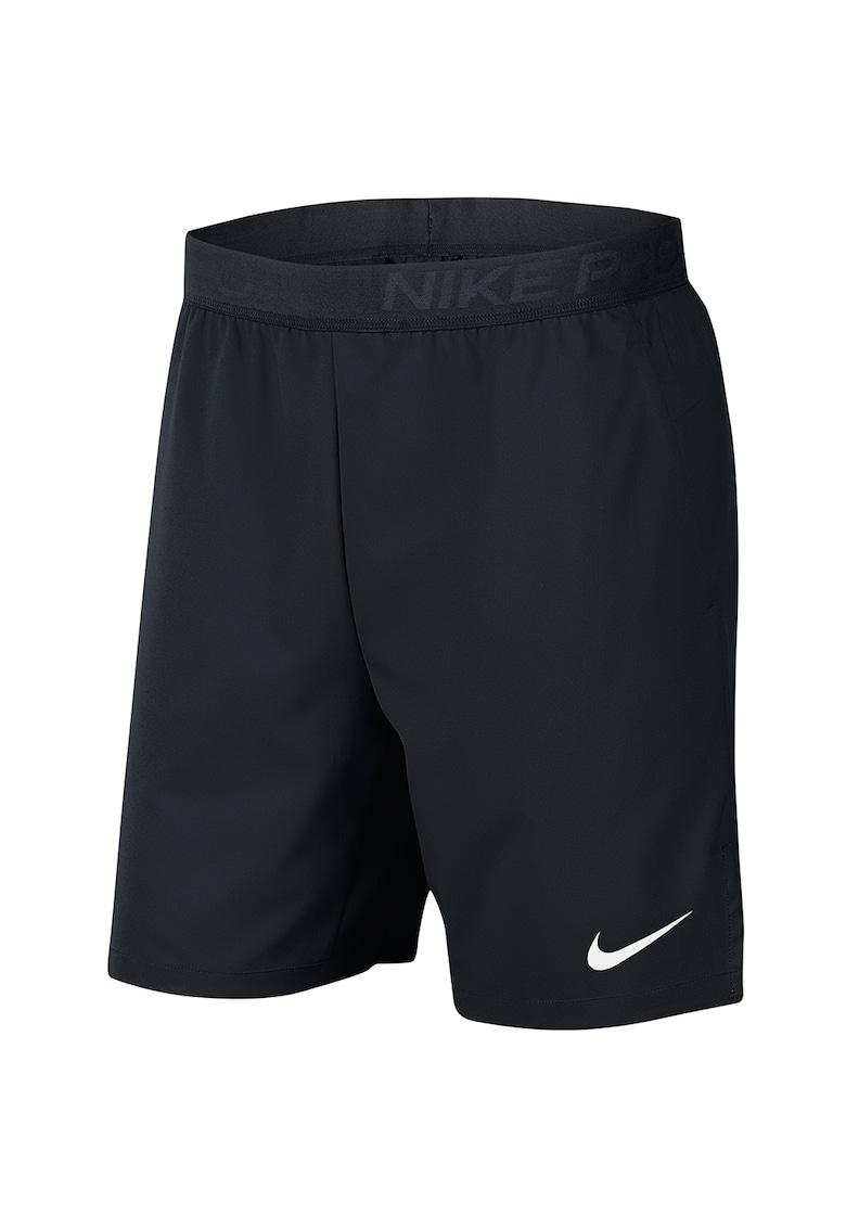 Pantaloni cu logo pentru fitness Pro Flex Vent Dri-FIT Nike fashiondays.ro
