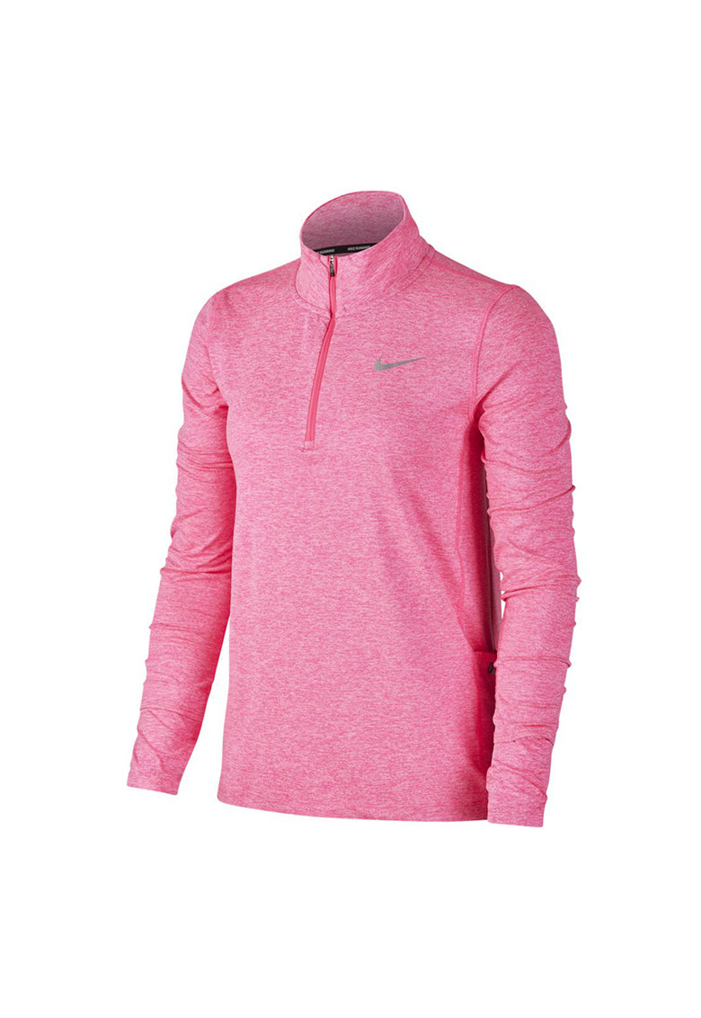 Bluza cu fenta cu fermoar - pentru alergare Element imagine