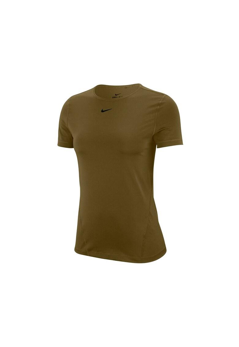 Tricou slim fit pentru fitness