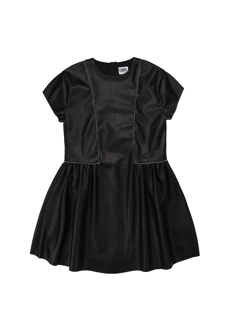 Rochie mini evazata imagine fashiondays.ro