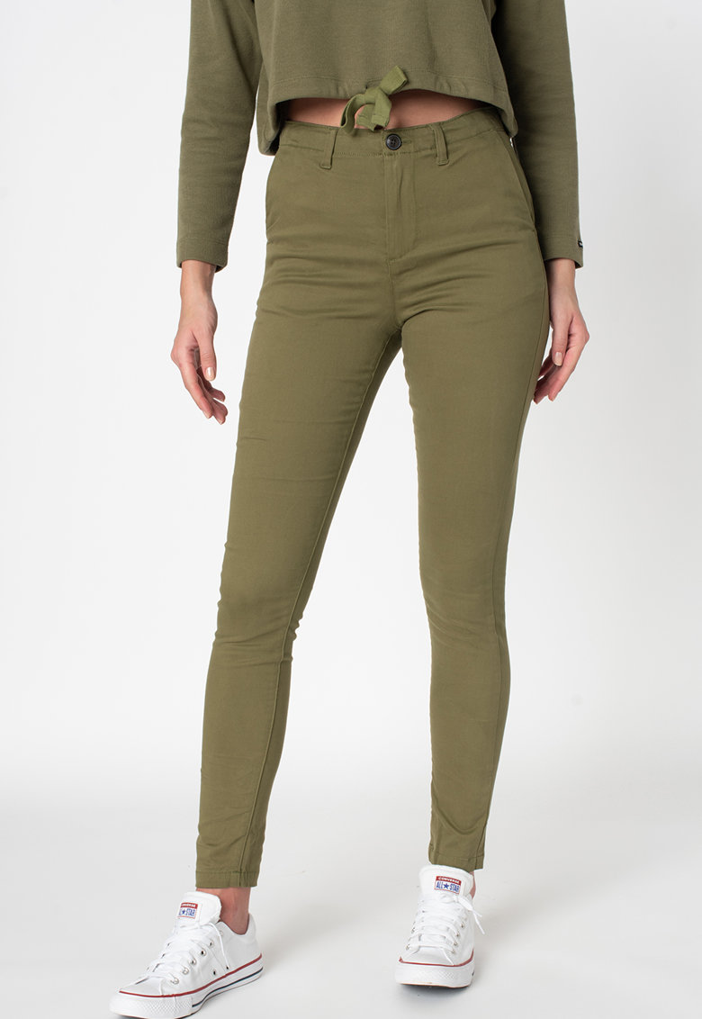 Pantaloni chino skinny imagine