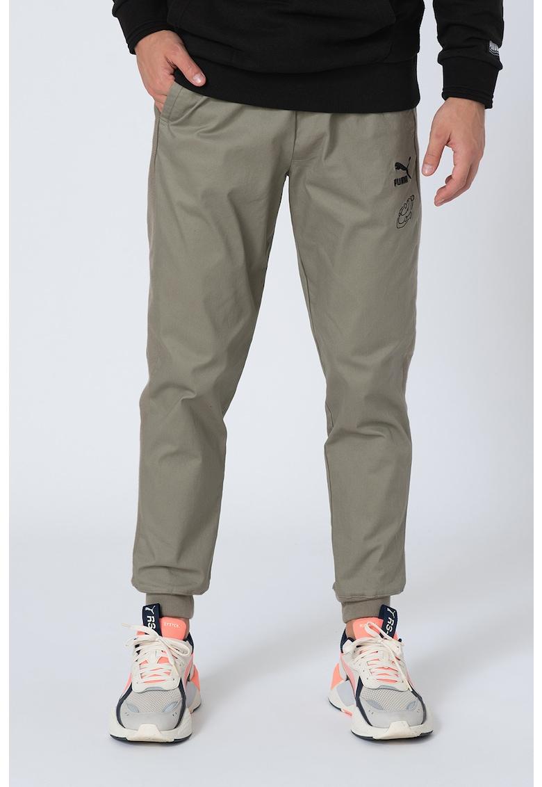 Pantaloni sport cu snur de ajustare Tyakasha