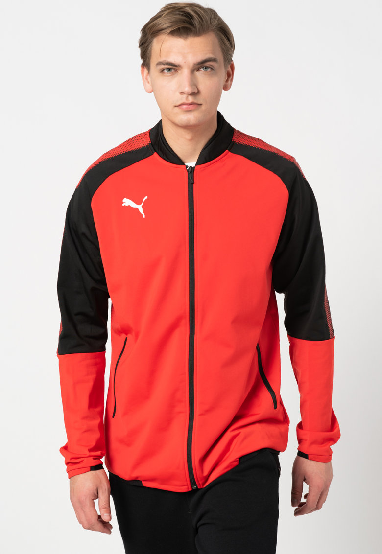 Jacheta cu fermoar pentru fotbal Ascension imagine promotie