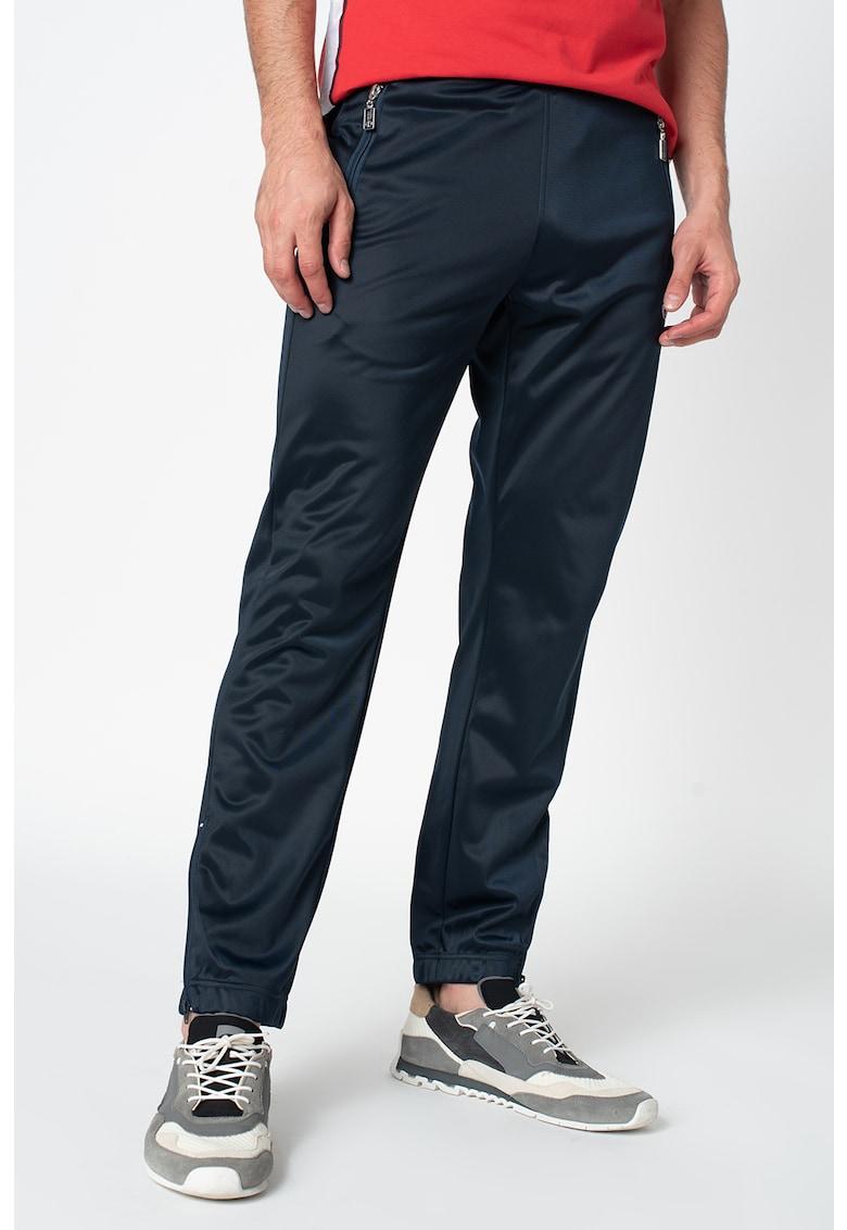 Pantaloni sport cu buzunare cu fermoar Deuce imagine fashiondays.ro