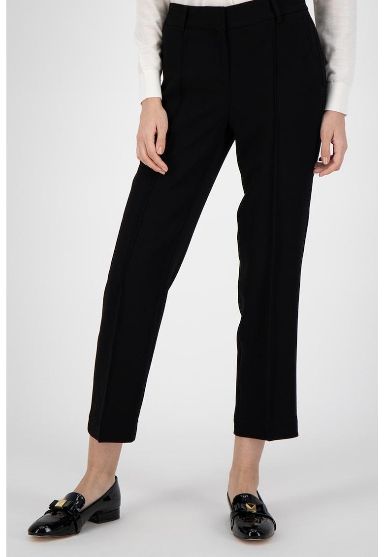Pantaloni crop eleganti imagine promotie