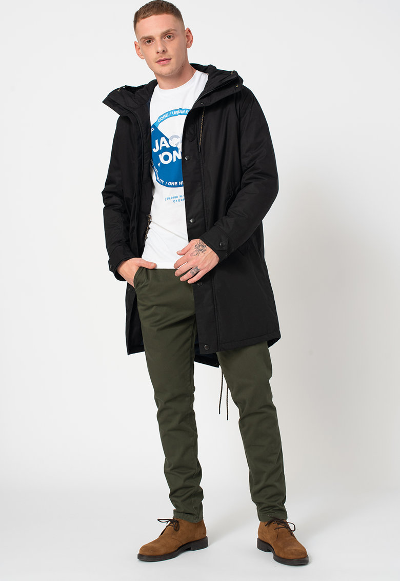 - Jacheta parka Sustainable imagine fashiondays.ro Selected Homme