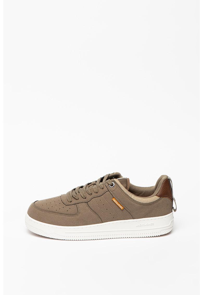 Pantofi sport de piele ecologica Maverick